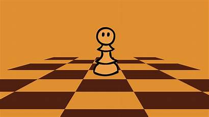 Chess Clipart Animation Board Transparent Games Pawn
