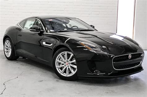 New 2018 Jaguar Ftype 340hp 2dr Car In West Hollywood