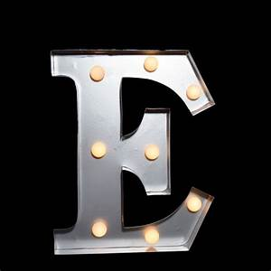 marquee light letter 39e39 led metal sign 10 inch battery With metal letters with led lights