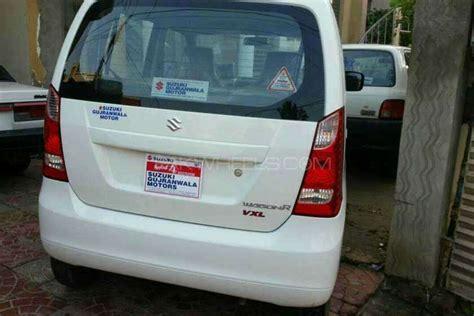 Suzuki Wagon R Vxl 2016 For Sale In Lahore