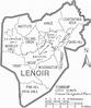 File:Map of Lenoir County North Carolina With Municipal ...
