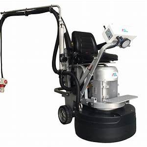 ASL RT3 Remote and Ride On Floor Grinding Machine
