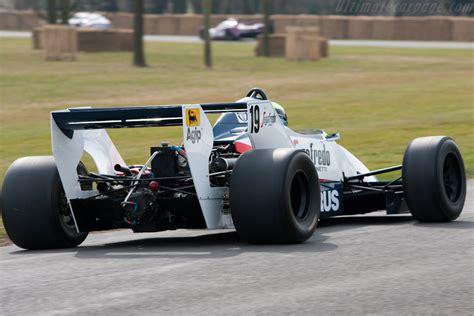 Toleman TG 183B Hart - Chassis: TG183-02 - 2010 Goodwood ...