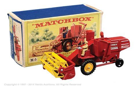 matchbox major pack  massey ferguson  combine harvester  matchbox regular wheels