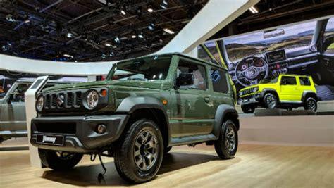 Suzuki Jimny Pick Up Style And