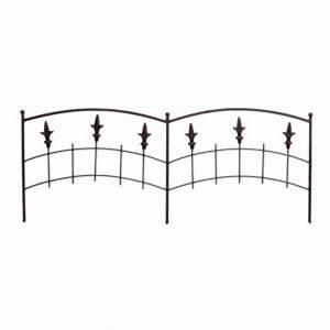 Bordure De Jardin Metal : bordure metal jardin comparer 31 offres ~ Dailycaller-alerts.com Idées de Décoration