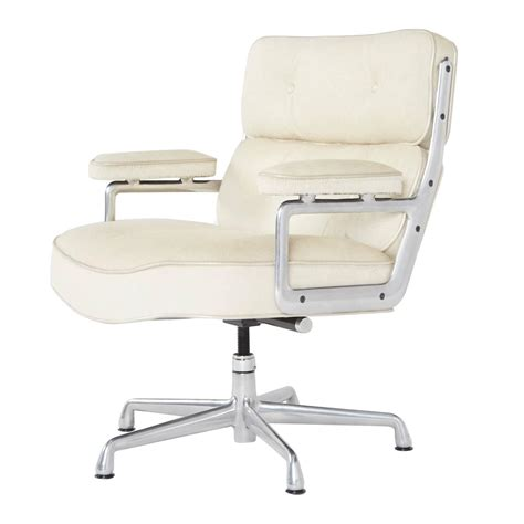 hair on hide time lobby chairs by eames for herman