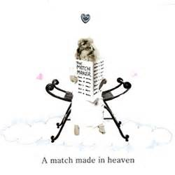 MojoLondon: Match Made in Heaven Card