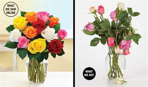 ordering flowers  consumer reports