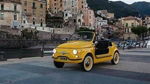 Fiat 500 Jolly Spiaggina Icon