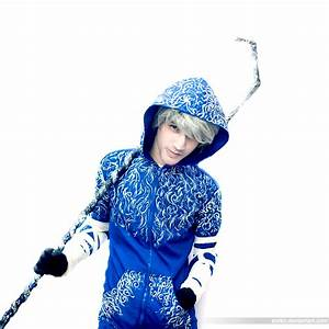 Jack Frost Cosplay by Aorko on DeviantArt