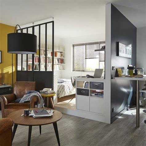 cloisonner une chambre la verrière intérieure en 62 idées pour toute la maison
