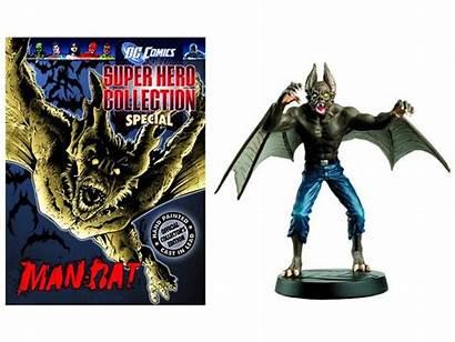Trigon Eaglemoss Dc Hero Figurine Special Magazine
