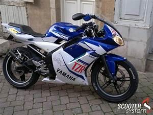 Yamaha Yamaha Tzr 50 Race Replica