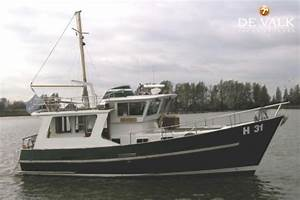 FISHER 3839 TRAWLER YACHT Motor Yacht For Sale De Valk