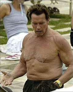 """Arnold Schwarzenegger: """"Ronaldo has a fantastic physique ..."""