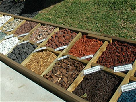 TUFF GUARD's Perfect Garden Hose hoelps you select your mulch   THE PERFECT GARDEN HOSE?