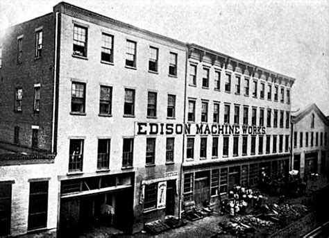 Edison Electric Light Company by York County History Center Buildings 1885 Yorkspast