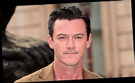 Luke Evans Zoomed In on His Shirtless Chest for Hot New ...
