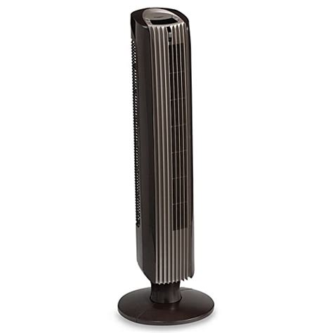tower fans on sale borg pedestal tower fan with remote control bed bath