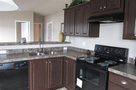 kitchen ideas with black appliances ivory kitchens with black appliances