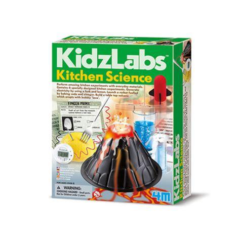 cuisine scientifique coffret scientifique kidzlabs sciences en cuisine 4m chez