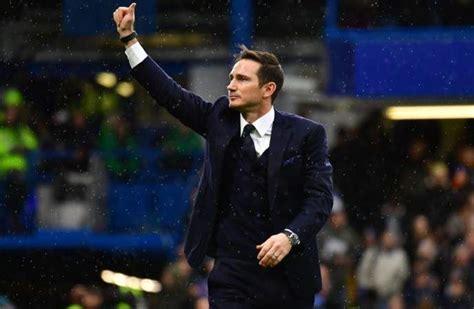 Lampard breaks silence on replacing Sarri after Europa ...