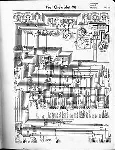 1957 Bel Air Wiring Diagram