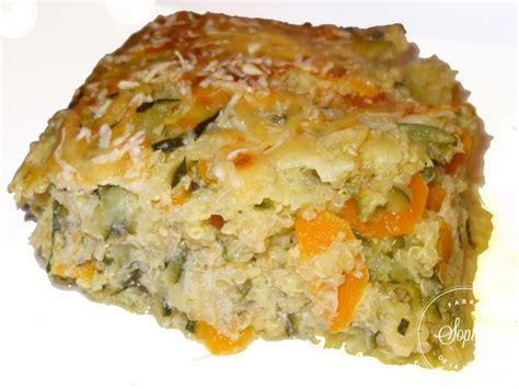 la cuisine d amandine gratin quinoa courgettes carottes la tendresse en cuisine