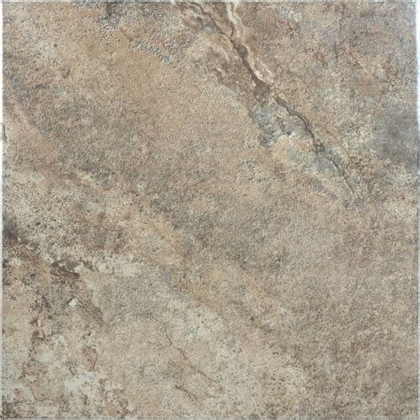 porcelain tile enigma etrusca villa porcelain tile 13 inches x 13 inches the home depot canada