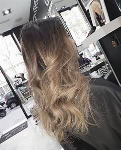 Ombré Hair Chatain : ombr hair brun chatain ~ Nature-et-papiers.com Idées de Décoration