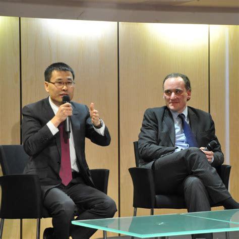 chambre de commerce franco chinoise ouverture du forum d 39 échange d 39 expériences entre les