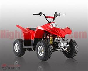 Kinroad Xt-50 50cc Chinese Atv Owners Manual