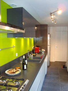 lime green glass splashbacks for kitchens 1000 images about kitchen on acrylic 9697