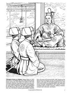Japanese Coloring Books for Adults | Japanese tattoo art