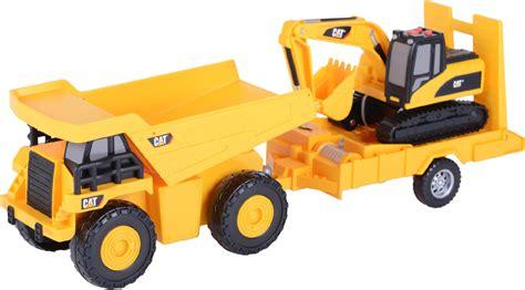 caterpillar toys truck  trailer dump truck  excavator toys games vehicles remote