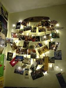 Ideen Fotos Aufhängen : sch ne lichterkette als dekoration lichterkette am besten warmes licht aufh ngen und fotos ~ Yasmunasinghe.com Haus und Dekorationen