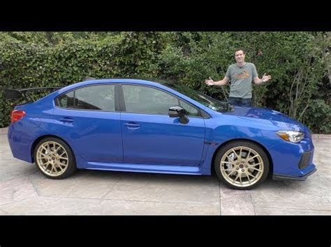 subaru wrx raiu edition review   expensive