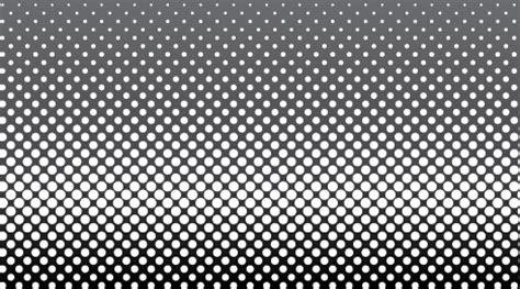 halftone circle patterns vector ai svg eps vector