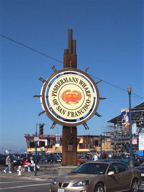 Filefishermans Wharf 2004jpg  Wikimedia Commons