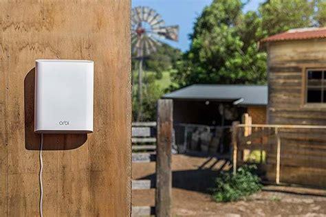 netgear orbi outdoor satellite outdoor wifi extender