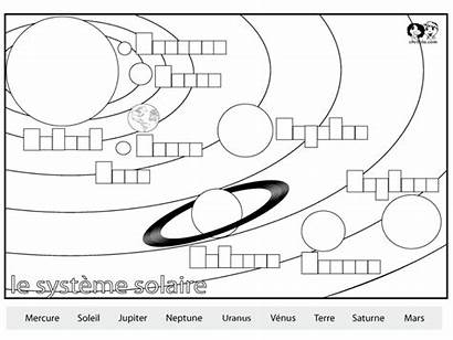 Solar System Coloring Pages Opposites Printable Clipart