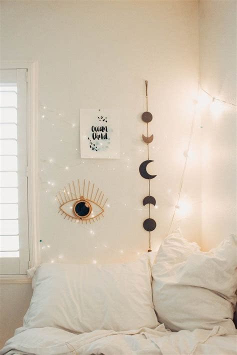 moon phases wall hanging decor room inspiration room