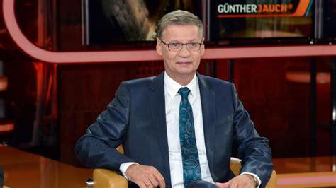 Günther Jauch über Die Ard Warum Seine Talkshow Im Ersten