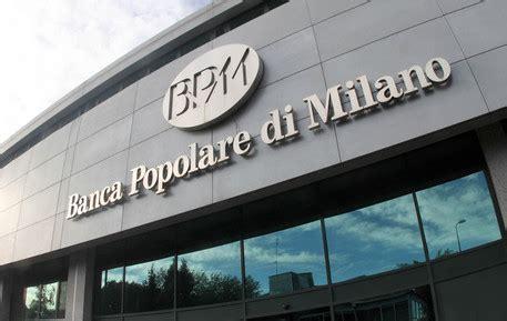 Notizie Su Banco Popolare by Bpm Banco Bce Nuova Realt 224 Deve Avere Forte Capitale