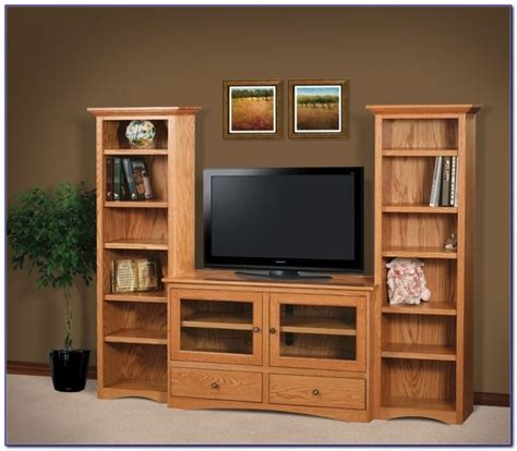 Tv Stand And Bookcase by 50 Inspirations Tv Stands With Matching Bookcases Tv