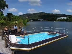 Patio Furniture Set Under 300 by Outdoor Floating Pool Design Plushemisphere