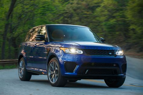 Review Land Rover Range Rover by 2015 Land Rover Range Rover Sport Svr Review Automobile