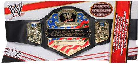 Wwe Wwf United States Championship Mattel Us Belt 32