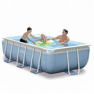 Bache Piscine Tubulaire Intex : piscine tubulaire rectangulaire intex prism frame 3m x 1 ~ Dailycaller-alerts.com Idées de Décoration
